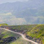 پیاده روی در کوههای اتیوپی
