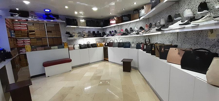 کیف و کفش زنانه آدلی